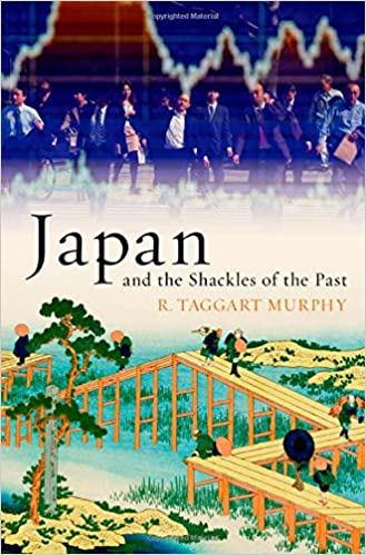 'Japan and the shackles of the past' (Oxford, 2014)